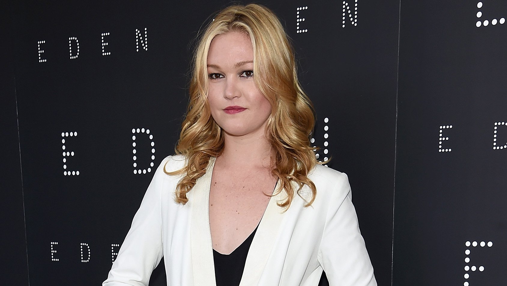"NEW YORK, NY - JUNE 08: Julia Stiles attends the ""Eden"" New York Premiere at IFC Center on June 8, 2015 in New York City. (Photo by Jamie McCarthy/Getty Images)"