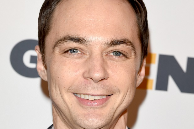 BEVERLY HILLS, CA - OCTOBER 17: GLSEN Respect Honorary Co-Chair Jim Parsons attends the 10th annual GLSEN Respect Awards at the Regent Beverly Wilshire Hotel on October 17, 2014 in Beverly Hills, California. (Photo by Jason Merritt/Getty Images for GLSEN Respect Awards-Los Angeles)